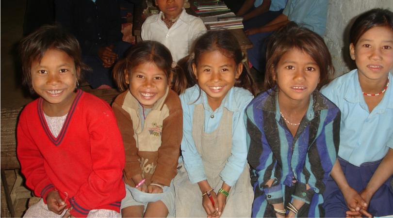Lesen lernen in Nepal