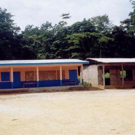 Aufbau einer Schule in Kamerun