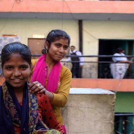 Sichere Städte für Mädchen
