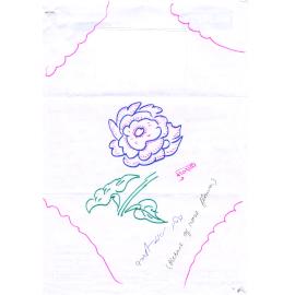 Brief von Seema