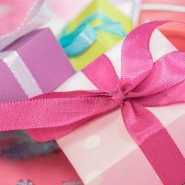 Geschenke für unsere Patenkinder