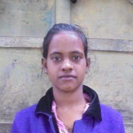 Unser Patenkind Seema aus Indien