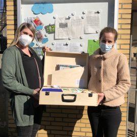 Umweltbildungskoffer für eine Grundschule